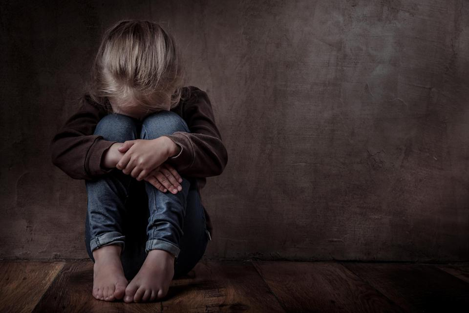 Mental health problems are increasingly common in children – but how can you spot the early signs? [Photo: Getty]
