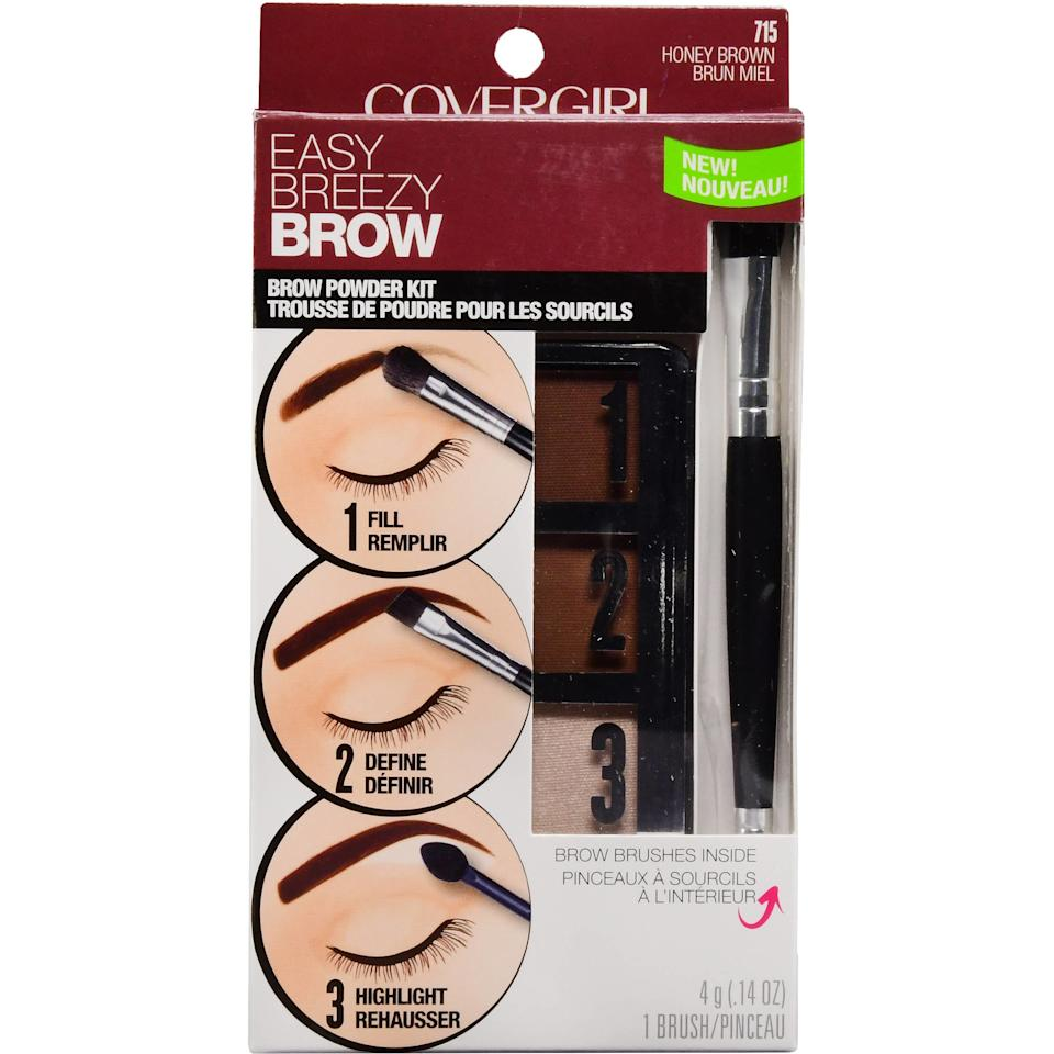The 15 Best Drugstore Products For Your Eyebrows According To