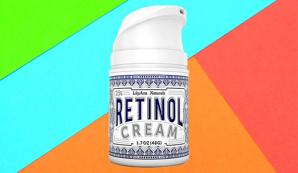 Save 33 percent on this LilyAna Naturals Retinol. (Photo: Amazon)