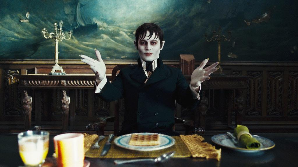 """<b>Vampire hunk:</b> <b>Johnny Depp</b>, """"<b>Dark Shadows</b>""""  (May 11). Let's face it: Aside from """" Snow White"""" and """"Sparkle,"""" it's a  man's world this summer. So there's a bit of pleasurable irony that the  alpha male in Y! Searches plays the fey undead. Depp partners again  with director Tim Burton in the big-screen treatment of the 1970s soap  opera. So how will Depp play a bloodsucker, besides with irreverence?  Co-star Angelique Bouchard gives a style clue: """"What he does is this  kind of German Expressionist thing."""" <em>Natürlich</em>."""