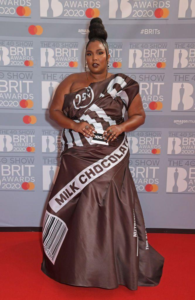 <p>The 'Juice' artist's debut BRITs were only last year, where she walked the red carpet wearing a Moschino gown in ode to American chocolate.</p>
