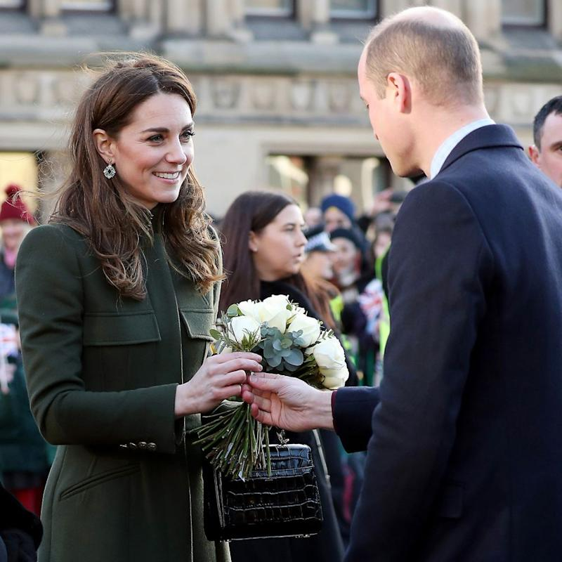 Kate Middleton and Prince William | Neil Mockford/GC Images