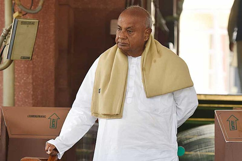 Is Deve Gowda the Glue that Can Bind JDS-Congress Coalition Against a Tactical BJP in Karnataka?