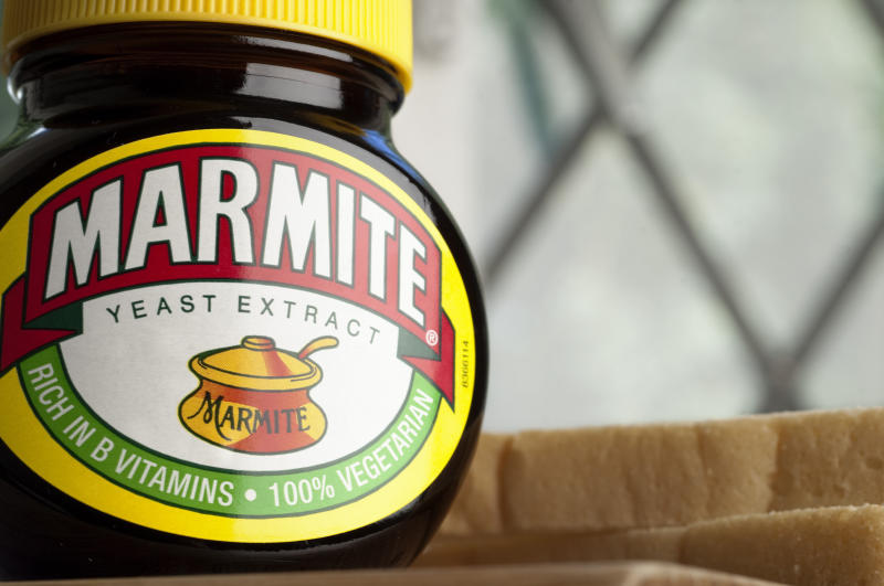 Marmite the most commonly confiscated food at London City Airport
