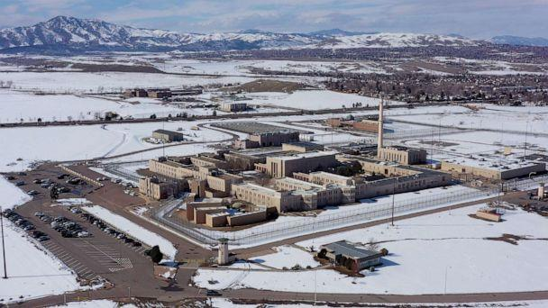 PHOTO: The Englewood Federal Correctional Institution is shown in this aerial view Feb. 18, 2020, in Littleton, Colo. (Vic Moss/Getty Images, FILE)
