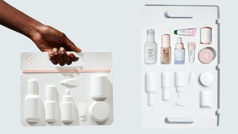 Back by popular demand, this top-rated Glossier edit contains several skincare essentials.