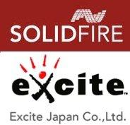 Excite Japan Selects SolidFire for Its OpenStack-Based, Next-Generation Virtual Infrastructure