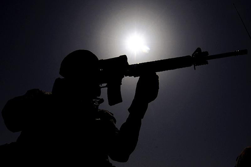 Canadian soldiers were deployed in Afghanistan from 2001-2014 (AFP Photo/Shah Marai)