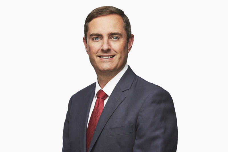 IHG's Keith Barr. Photo: Marcus Lyon