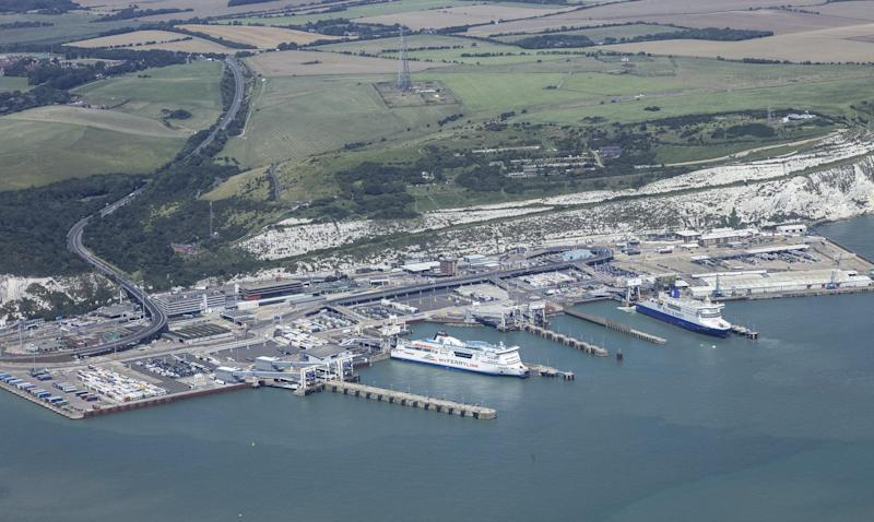 Berth pains? Extinction Rebellion plans to blockade exits from Dover: Port of Dover