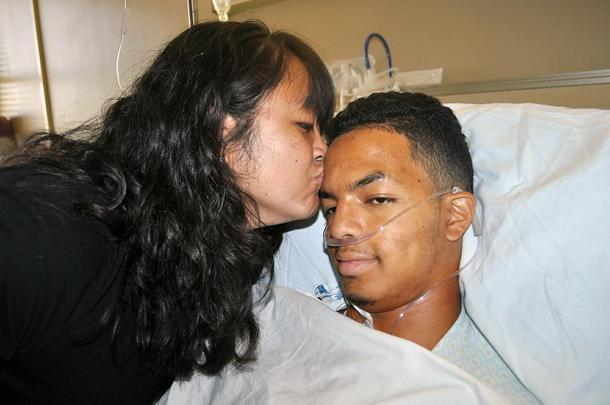 Portland State recruit Xavier Coleman underwent open heart surgery in July 2012 -- OregonLive.com