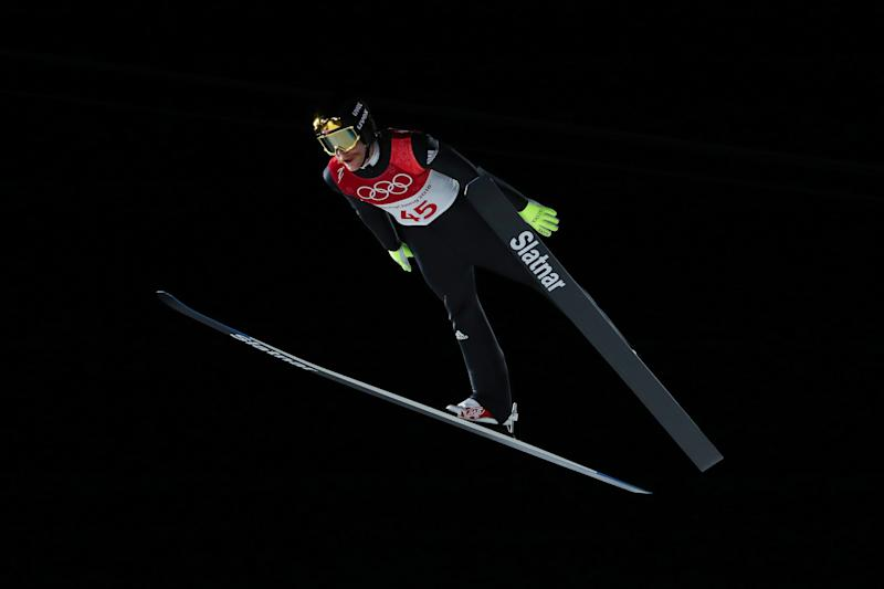 Winter Olympics 2018: day 11 from Pyeongchang