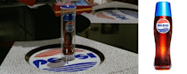 """<p>Product placement, of course, is a cosmic force that knows no boundaries of time or space. When Marty orders up a futuristic Pepsi Perfect in the movie, he finds a vitamin-enriched formula in a space-age bottle with built-in robo-straw, or something. </p><p>One of several companies taking advantage of <i>Back to the Future Part II </i>marketing opportunities, Pepsi has already distributed <a href=""""http://www.pepsico.com/live/pressrelease/great-scott-they-did-it---pepsi-perfect-is-here10052015"""" rel=""""nofollow noopener"""" target=""""_blank"""" data-ylk=""""slk:limited-edition Pepsi Perfect bottles"""" class=""""link rapid-noclick-resp"""">limited-edition Pepsi Perfect bottles</a> at promotional events this year. On Oct. 21, 6,500 bottles of Pepsi Perfect will be available for purchase online for the low, low price of $20.15. (See what they did there?) Pepsi even made this disquieting <a href=""""https://www.youtube.com/watch?v=XrwRdzFP-fY"""" rel=""""nofollow noopener"""" target=""""_blank"""" data-ylk=""""slk:retro-future video"""" class=""""link rapid-noclick-resp"""">retro-future video</a> to hype the parallel timeline crossover.</p>"""