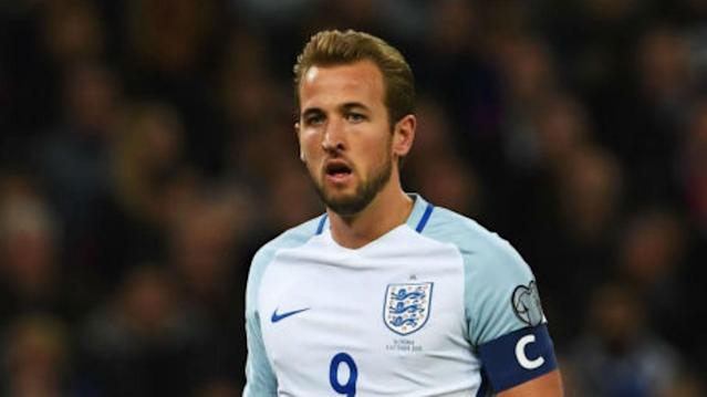 The Tottenham striker will wear the armband this summer as the Three Lions prepare to face Belgium, Panama and Tunisia in Russia