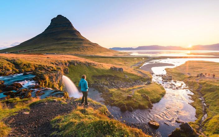 Iceland is calling - Getty