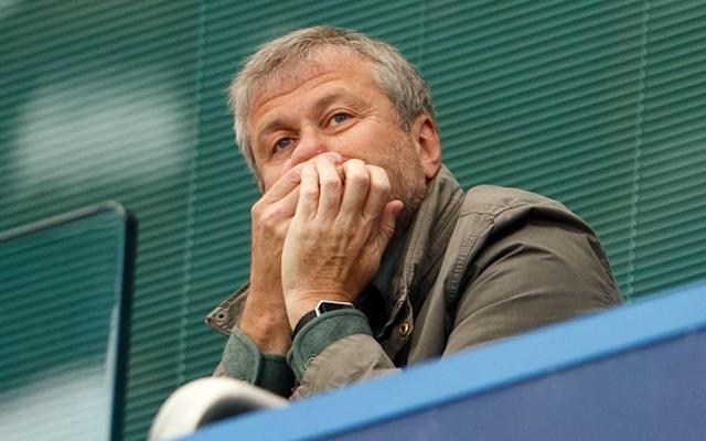 <span>Roman Abramovich is not afraid to sack a manager</span> <span>Credit: REX FEATURES </span>