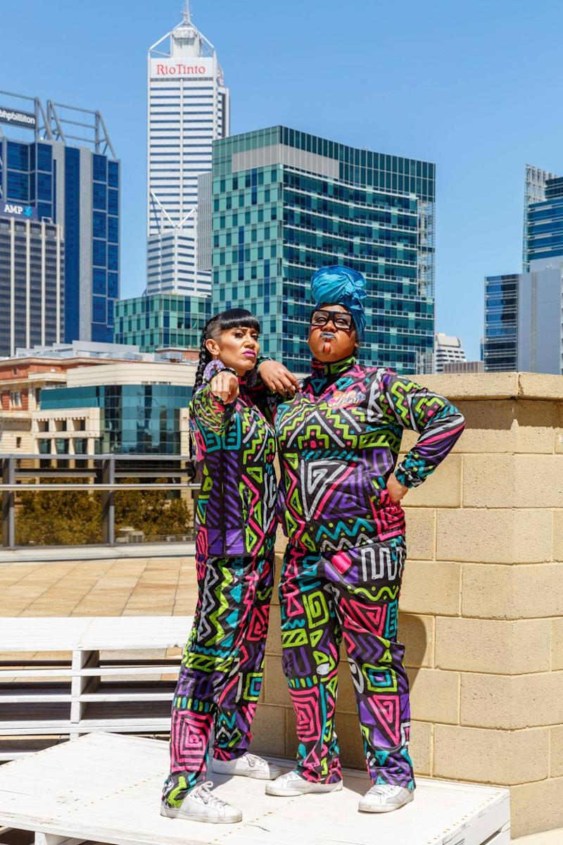 Lisa Fa'alafi and Busty Beatz founded Hot Brown Honey (Jess Wyld)