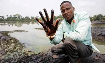 Shell Oil Pollution Ruling Due In Hague Court