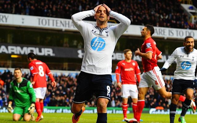 <span>Roberto Soldado was one of a number of players cut adrift</span> <span>Credit: getty images </span>