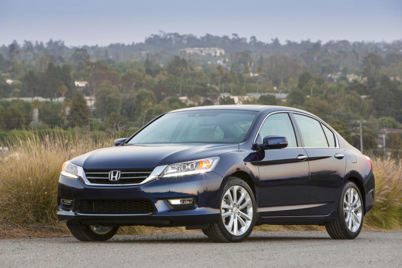 Accord makes big changes for 2013