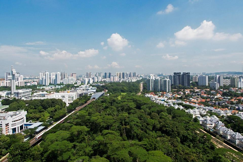 Dover Forest in Singapore