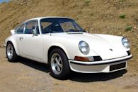 <p>With its 210-hp engine and telepathic steering, the '73 RS sums up everything that is wonderful about the 911 design.</p>