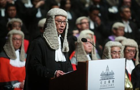Rimsky Yuen Kwok-keung is a senior counsel and former Hong Kong Bar Association chairman. He was secretary for justice from 2012 to 2018. Photo: Sam Tsang