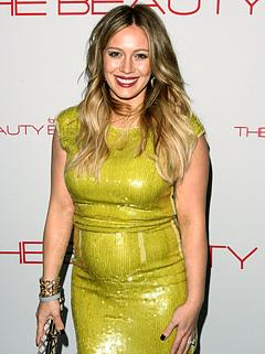"""Hilary Duff's """"Adorable"""" Nursery -- All the Details!"""