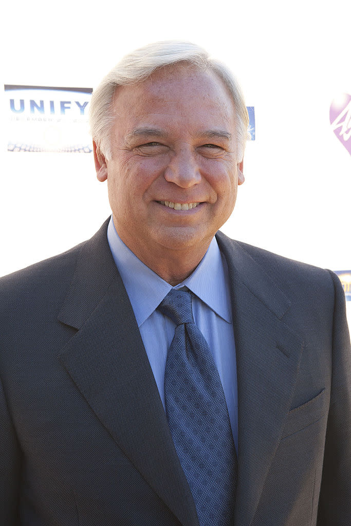 Jack Canfield. (Photo by Michael Bezjian/WireImage)