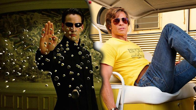 Brad Pitt confirms he passed on the Neo role in The Matrix