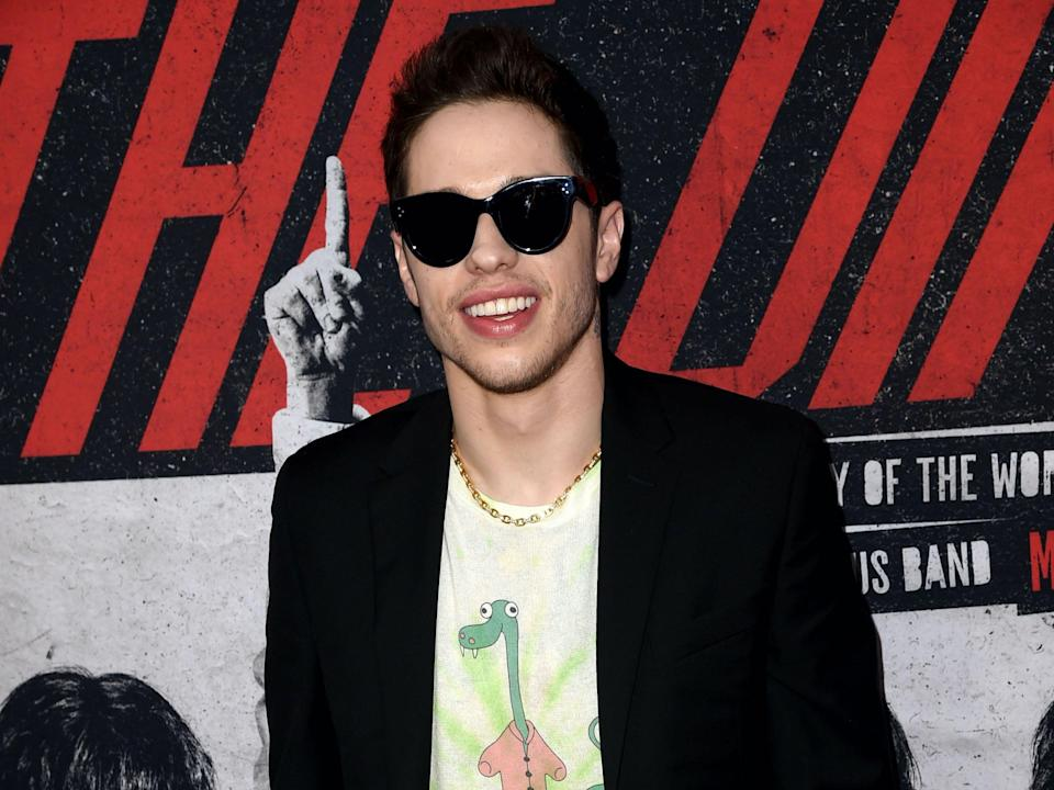 Pete Davidson will play Joey  Ramone in a new biopic (Getty Images)