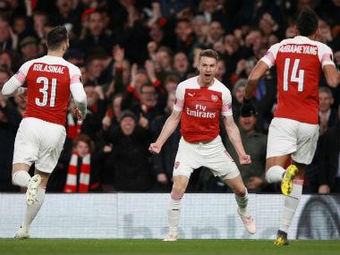 Champions League: Vintage Arsenal show collective flair to suffocate lethargic Napoli in a contest of fascinating duels