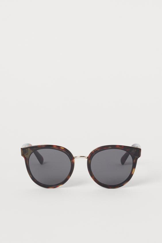 <p>These <span>H&amp;M Sunglasses</span> ($15) are fun and affordable.</p>