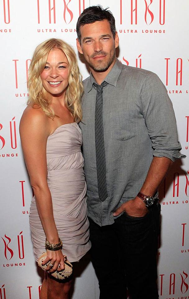 """According to Perez Hilton, """"LeAnn Rimes and her soon-to-be hubby Eddie Cibrian are rumored to be close to striking a deal for a 'Newlyweds'-esque reality show revolving around their new life together."""" The blogger notes, """"LeAnn's rep, of course, denies this,"""" but he adds, """"the possibility is strong"""" that the couple will actually do the show. For what's really going on behind the scenes with the reality series, see what Rimes herself admits on <a href=""""http://www.gossipcop.com/leann-rimes-reality-show-eddie-cibrian-wedding/"""" target=""""new"""">Gossip Cop</a>. Jacob Andrzejczak/<a href=""""http://www.gettyimages.com/"""" target=""""new"""">GettyImages.com</a> - September 3, 2010"""