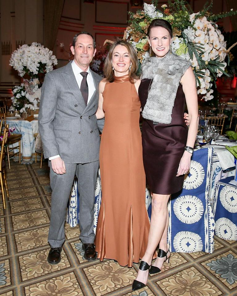 <p>This February, the New York Botanical Garden and VERANDA Editor-in-Chief Steele Marcoux co-hosted one of the prettiest parties of the Winter social season, celebrating another year of support for the annual Orchid Dinner and launch of the NYBG's new orchid exhibit featuring Jeff Leatham. Fundraising over $550,000, the affair benefitted the NYBG's orchid research collection, which helps with orchid conservation. Kicking off in a kaleidoscope of color, more than 350 industry greats enjoyed cocktails before proceeding into the Grand Ballroom of the Plaza Hotel. Whisked away to a magical mix and mingling space, guests enjoyed the spectacle composed of carefully-curated centerpieces by over thirty-two talented designers (many of whom were prestigiously hand-picked by Steele) before being seated at the glamorous tables for dinner. While there was no specific theme this year, the Spring-like occasion blossomed into a cohesive conglomeration of common trends including busts, birds, and interesting incorporations of light and technology.</p>