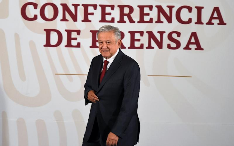 In Mexico, journalists face attacks and insults from President Andres Manuel Lopez Obrador
