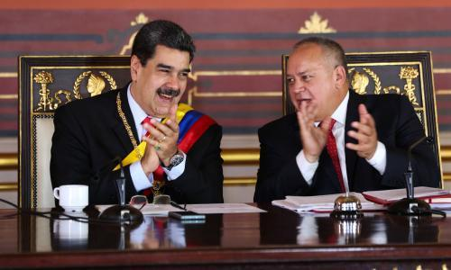 US indicts Nicolás Maduro and other top Venezuelan leaders for drug trafficking