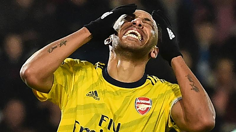 Aubameyang to serve three-match suspension after appeal is dismissed