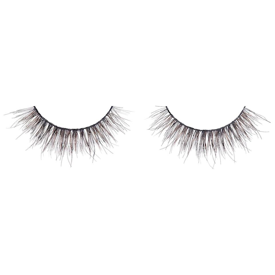 <p>These top-rated <span>Huda Beauty Jacqueline Classic False Lashes</span> ($19) were created alongside Bollywood actress, Jacqueline Fernandez, who wanted something flirty, dramatic, and soft. That effect is achieved thanks to crisscrossed synthetic fibers that look like they've been curled to perfection.</p>