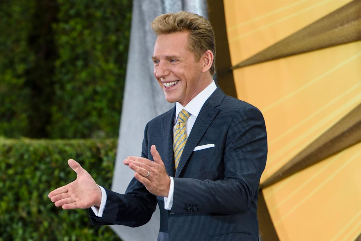 David Miscavige dedicates a new church Nov. 19, 2016, in San Diego, California. (Photo: Handout via Getty Images)