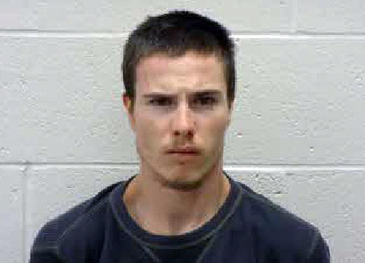 This booking photo provided by the Benton County Sheriff's office shows Zachary Holly, who was booked on Monday, Nov. 26, 2012, on charges of residential burglary, kidnapping and capital murder in the Nov. 20 death of 6-year-old Jersey Bridgeman. Jersey was reported missing the morning of Nov. 20, and her body was found during a search in an abandoned house two doors from her home in Bentonville, Ark. (AP Photo/Benton County Sheriff's office)