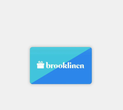 """<p>Brooklinen</p><p><a href=""""https://go.redirectingat.com?id=74968X1596630&url=https%3A%2F%2Fwww.brooklinen.com%2Fproducts%2Fgift-card&sref=https%3A%2F%2Fwww.delish.com%2Ffood-news%2Fg35056237%2Fshipping-delays-best-gift-cards%2F"""" rel=""""nofollow noopener"""" target=""""_blank"""" data-ylk=""""slk:Shop Now"""" class=""""link rapid-noclick-resp"""">Shop Now</a></p><p><strong>$50–$500</strong></p><p>Did you know the average person spends about a third of their life in bed? If you're shopping for someone who takes their bedding <em>very</em> seriously, they'll love a gift card from Brooklinen.</p>"""
