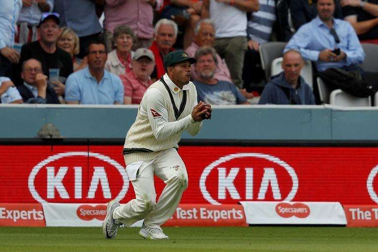 Australia's Usman Khawaja, who is of Pakistan descent, was abused when he was growing up