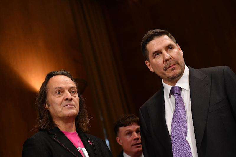 USA  security approves T-Mobile, Sprint merger