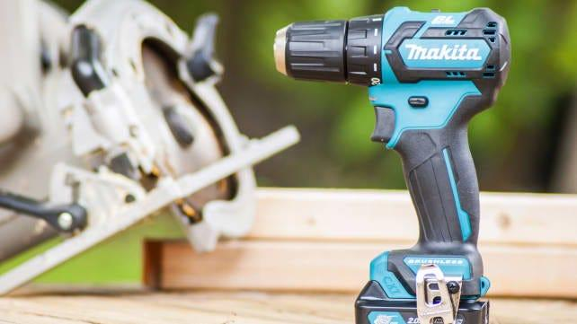 Best gifts for dads: Makita Cordless Drill