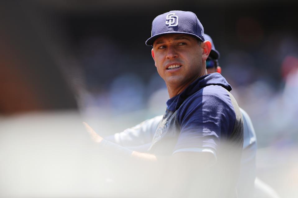 Ian Kinsler will play his most significant baseball in two years when he suits up for Team Israel at the Tokyo Olympics. (Photo by Lizzy Barrett/MLB Photos via Getty Images)