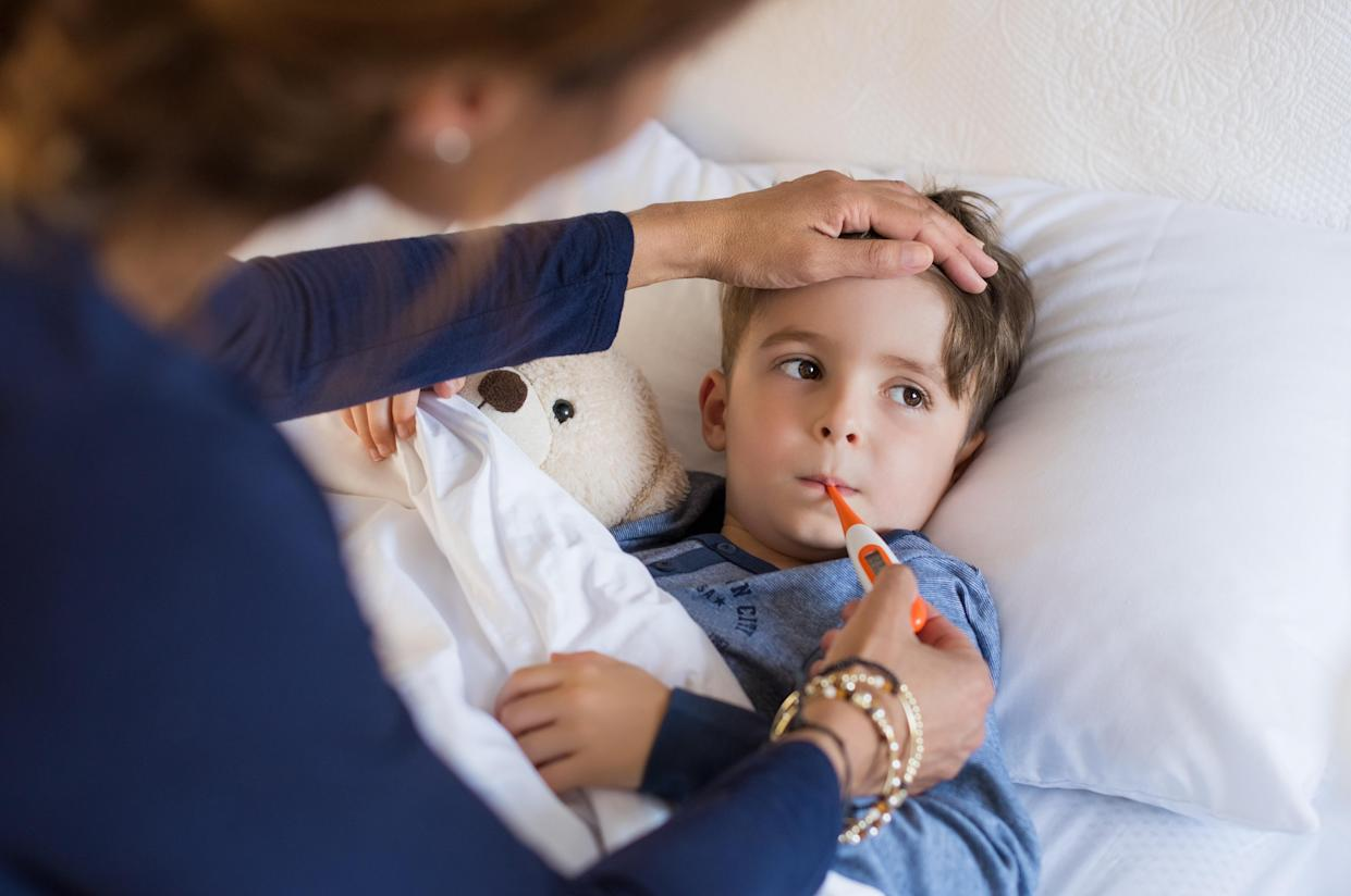 Dozens of youngsters have been sent home with norovirus. [Photo: Getty]