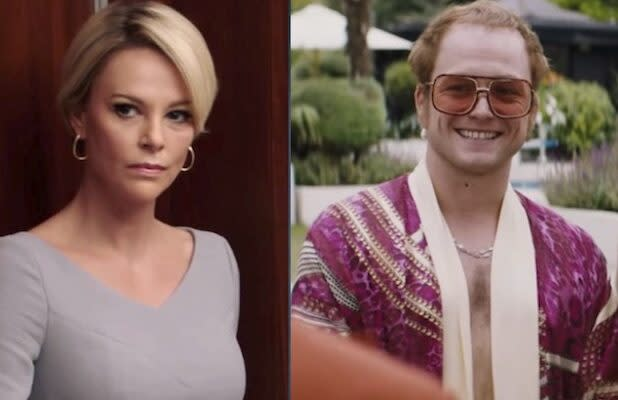 'Bombshell' and 'Rocketman' Lead Make-Up Artists & Hair Stylists Guild Nominations