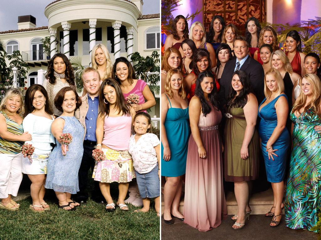 "<b>Idea:</b> ""Let's callously remake 'The Bachelor' with little and/or overweight people and call it a 'twist'!""  <br><br><b>That Led To:</b> ""The Littlest Groom"" (Fox, 2004)/""More to Love"" (Fox, 2009)  <br><br><b>Did It Fail Miserably?</b> Thankfully, both did. ""Groom,"" which saw a 4-foot-5 bachelor look for love among similarly-sized ladies, had a (ahem) short run, lasting just two episodes. ""More to Love,"" with a 330-pound man seeking the plus-size woman of his dreams, at least made to a full nine episodes, but we were spared a second season. Does it surprise you that both of these cynical retreads came from Fox? It shouldn't."
