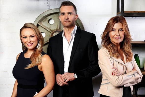 MAFS experts John Aiken, Mel Schilling and Dr Trisha Stratford